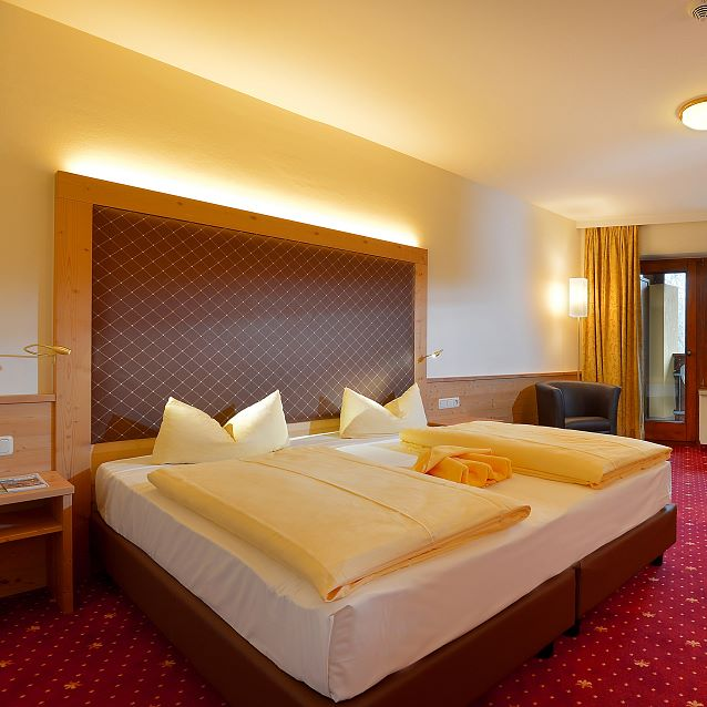Rooms to relax